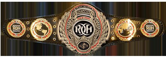 ROH World Championship - axelswrestling