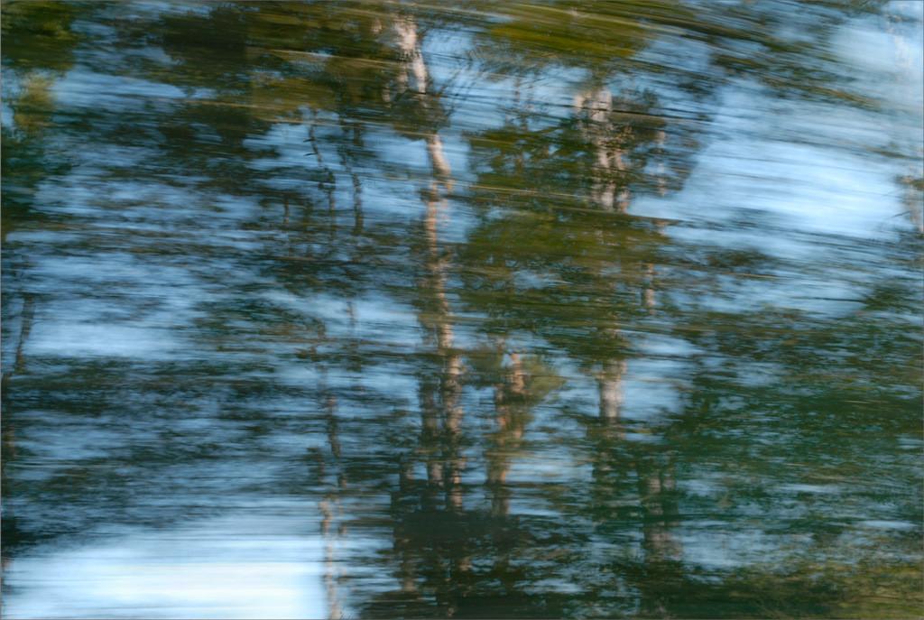 """""""Luftspiegelung"""" aus der Serie """"OM Geiss"""", 2014"""