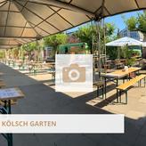 Kölschgarten, Brauhaus in der Nähe, Open-Air, Biergarten, Die Halle Tor 2, Halle Tor 2, Köln, Eventlocation Köln, Eventlocation, Veranstaltung, Party, Kölsch Bier