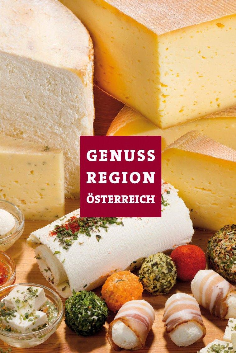 Käse aus der Genuss Region Großarltaler Bergbauernkäse