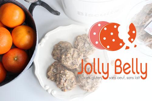 Création du logo et site internet JOLLY BELLY