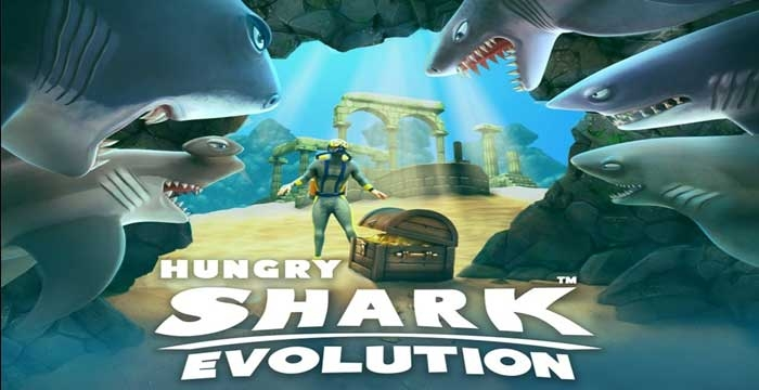 Tips To Obtain Gems And Gold In Hungry Shark Evolution