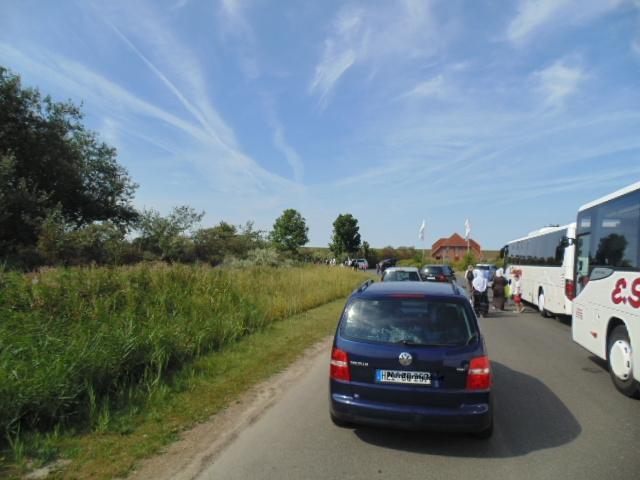 Zwei Busse waren zuwenig