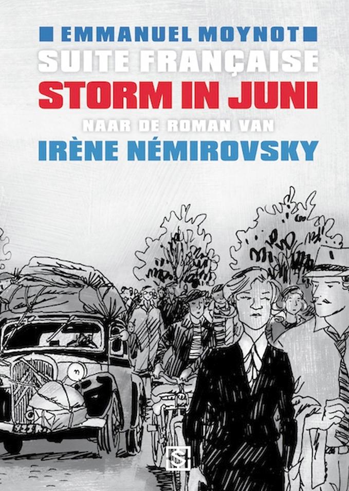 Sturm in juni (Sherpa, Pays-bas)
