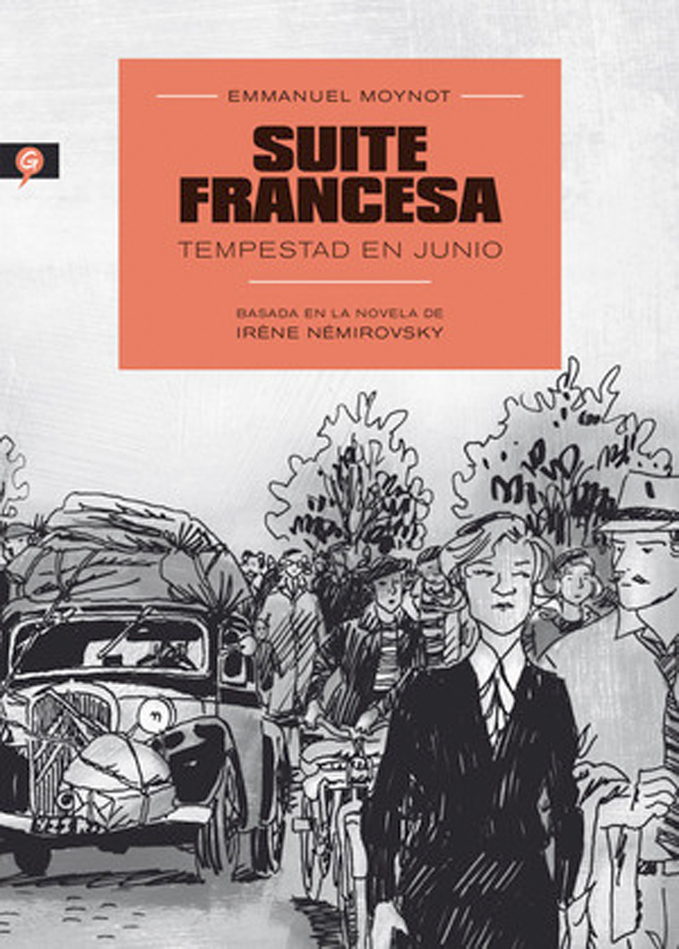 Suite francesa, tempestad en junio (Salamandra Grafic, Espagne)