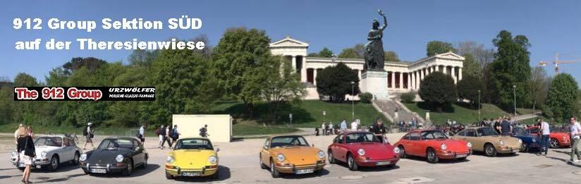 Porsche 912 Foto