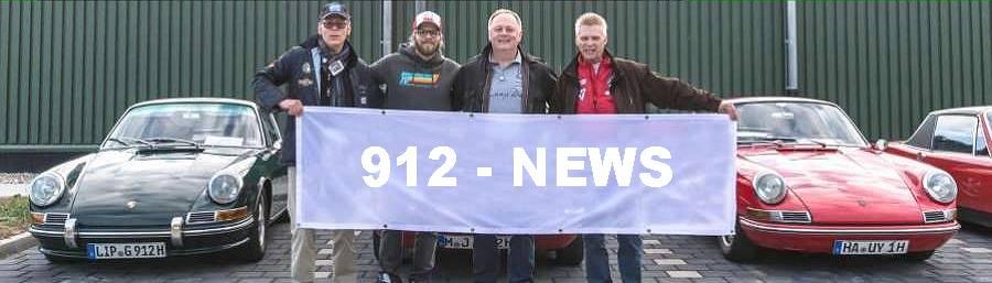 Porsche 912 Register Germany Presse Mitteilungen und News