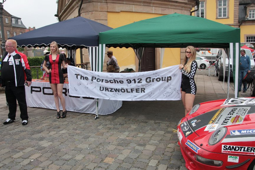 912 Group Urzwölfer Action Banner