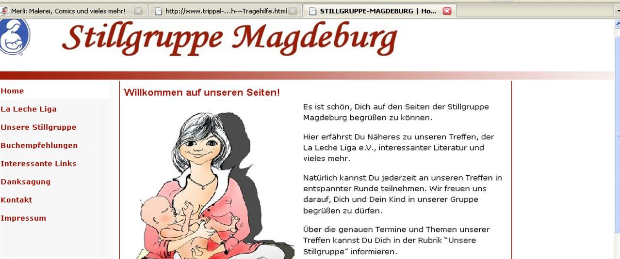 Stillgruppe Magdeburg - Alice Pechauf