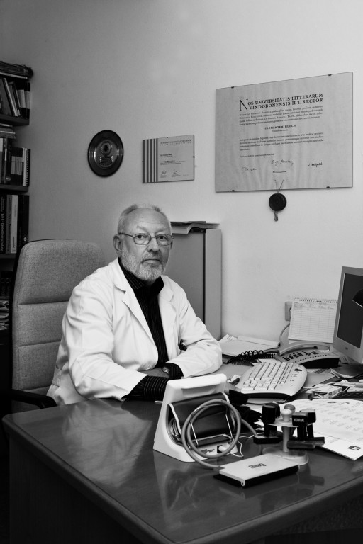 Dr. Clemens H., Gemeindearzt