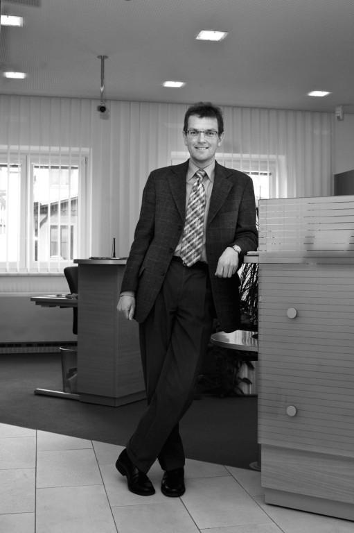 Heribert K., Bankstellenleiter