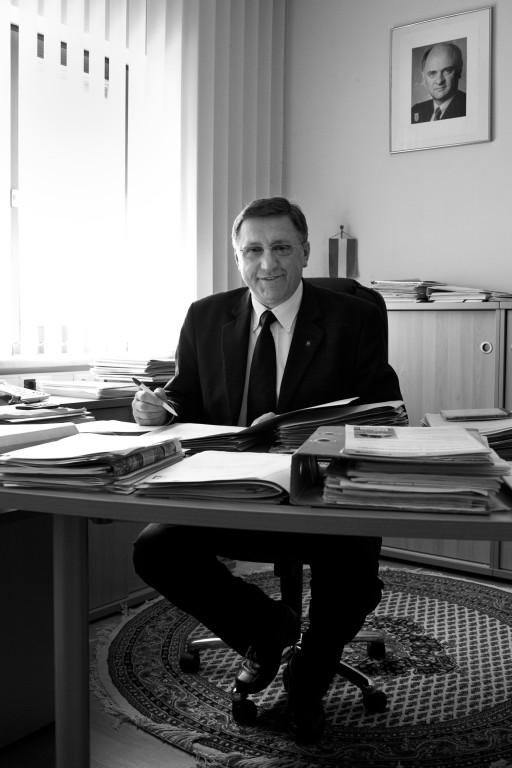 Michael S., Bürgermeister