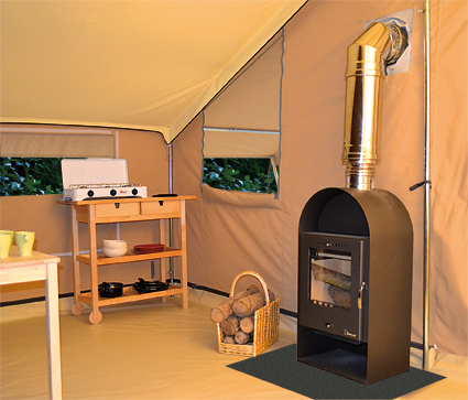Tente Lodge Confort (photo catalogue)