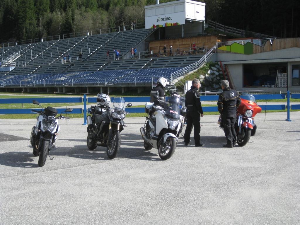 Im September 2015 fahren wir wieder nach Südtirol. Auch in dieser Jahreszeit haben wir