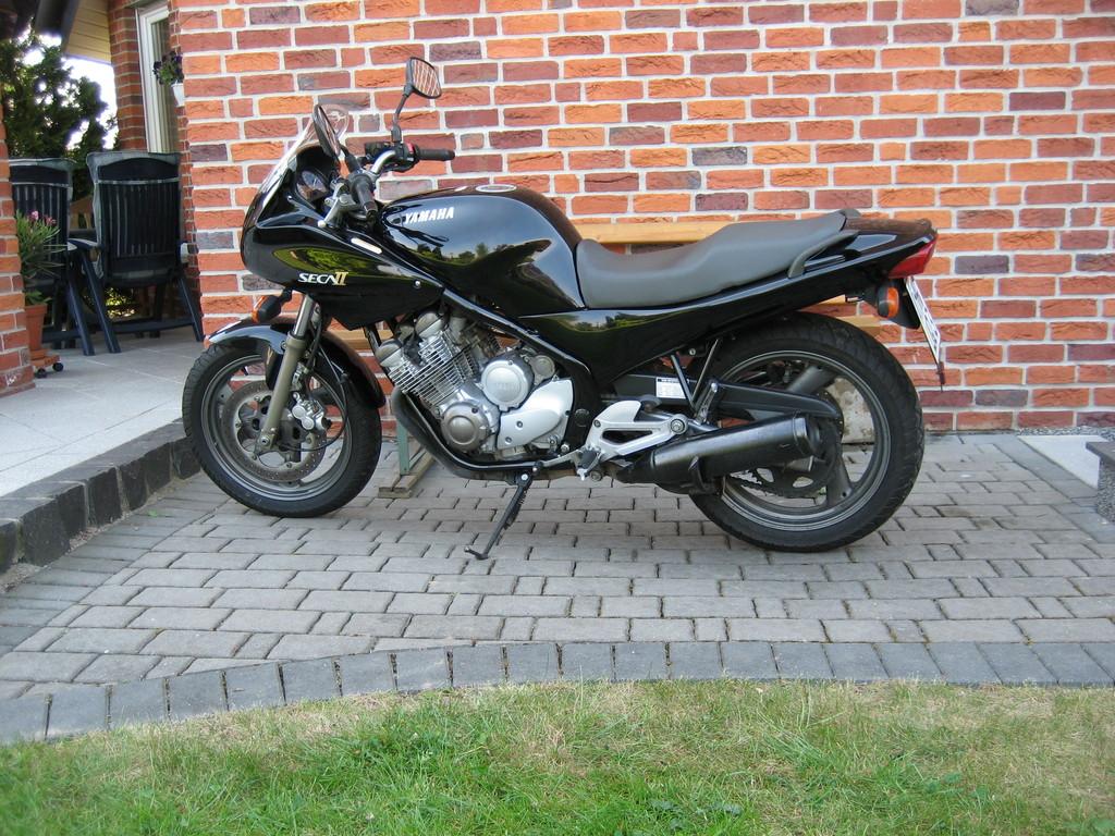 2006 - ich kaufe mir eine Yamaha XJR 600 Diversion