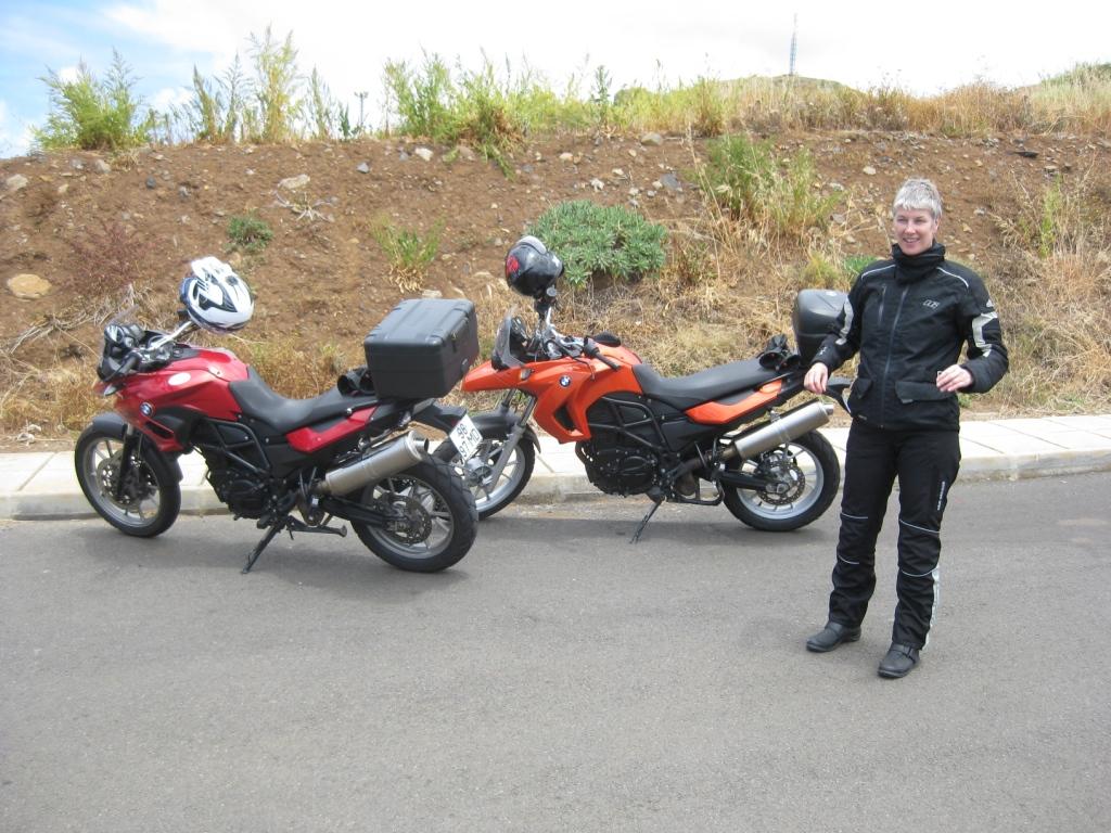 2014 im Mai fliegen wir nach Madeira und haben zwei BMW´s gemietet