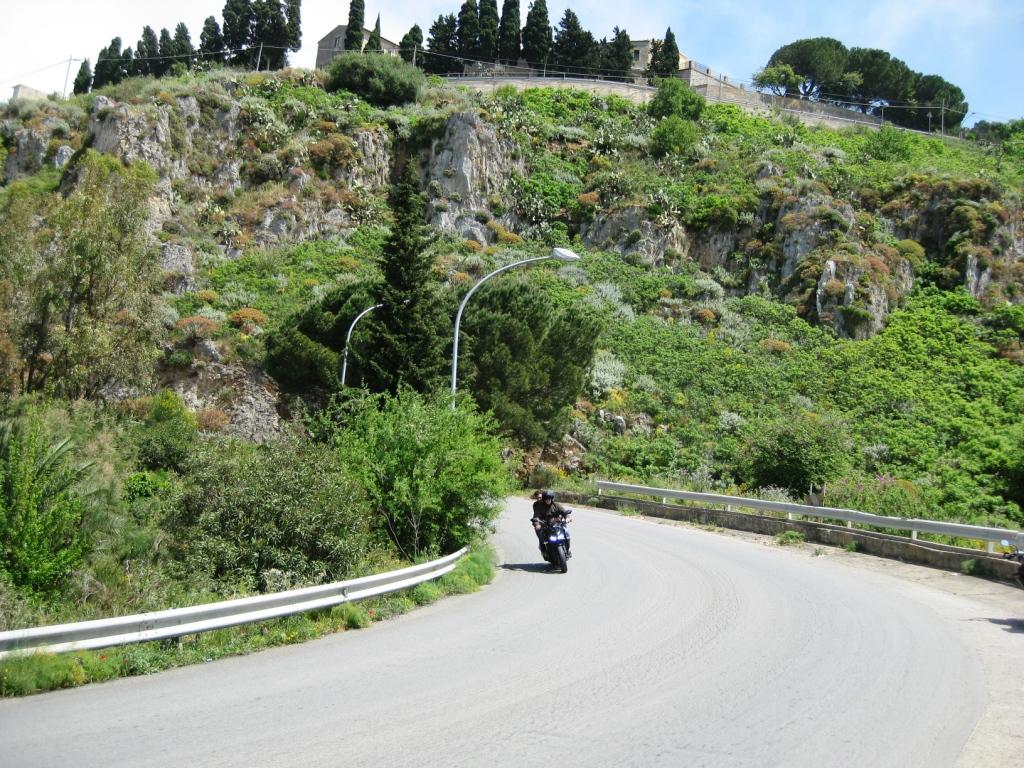 Andere Biker haben auch ihren Spaß an dem Tag...