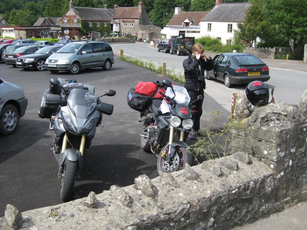 Im Mai 2011 starten wir gen Lake District, fahren nach Wales und Cornwall
