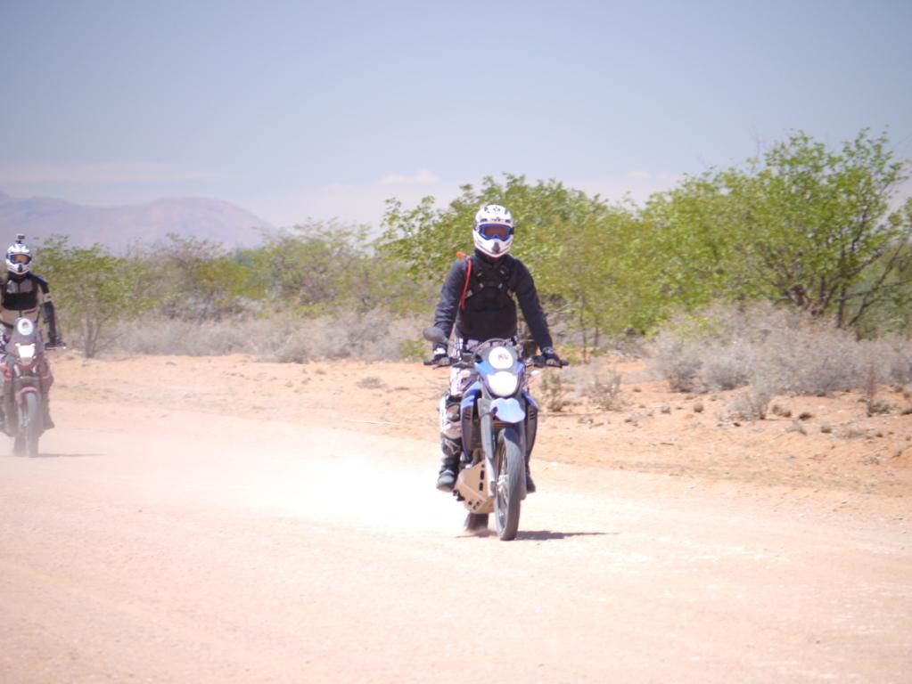 """buchen wir bei """"Gravel Travel"""" eine Silvestertour 2013/2014 in Namibia"""