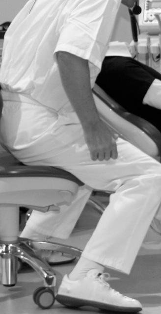 Ergonomie Haltung Behandlungsablauf