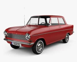 Opel Kadett Mk2