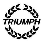 triumph car logo