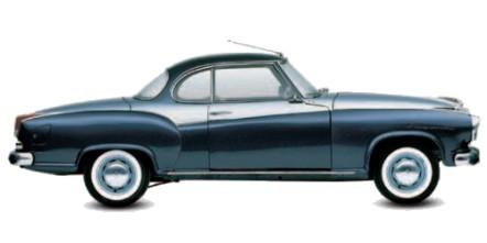 Borgward Isabella TS 1954
