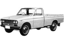 Datsun Pickup 520
