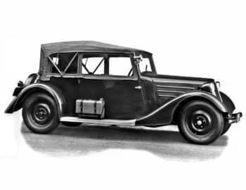 Tatra T57A