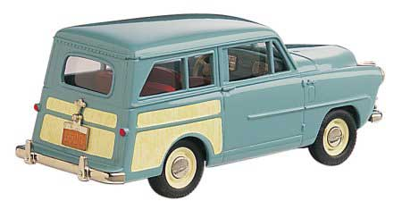 Crosley Super Station Wagon