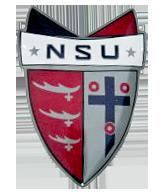 NSU car logo
