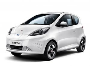 Roewe E50 Concept.