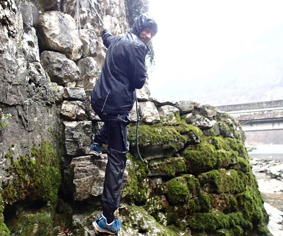 Der zweite Höhlen-Tauchtrip: Diesmal gings nach Valstagna in Italien...