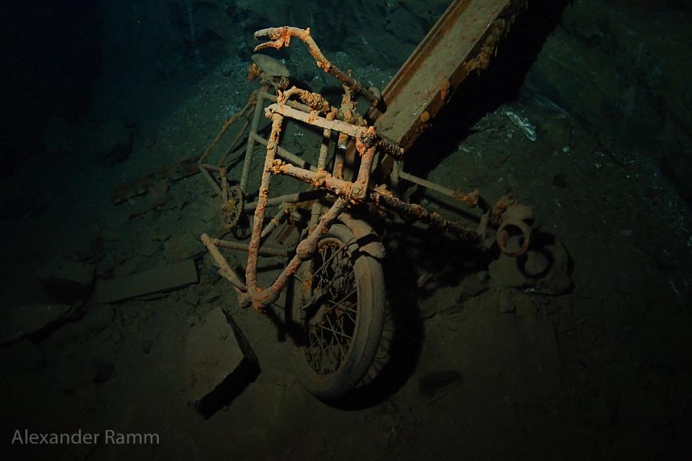 Na, vielleicht das Fahrrad für die Weltumradelung gefunden? Gepäckträger ist ja schonmal dran :)