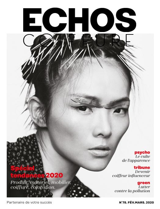 ECHO COIFFURE > POTRAIT < MARS 2020