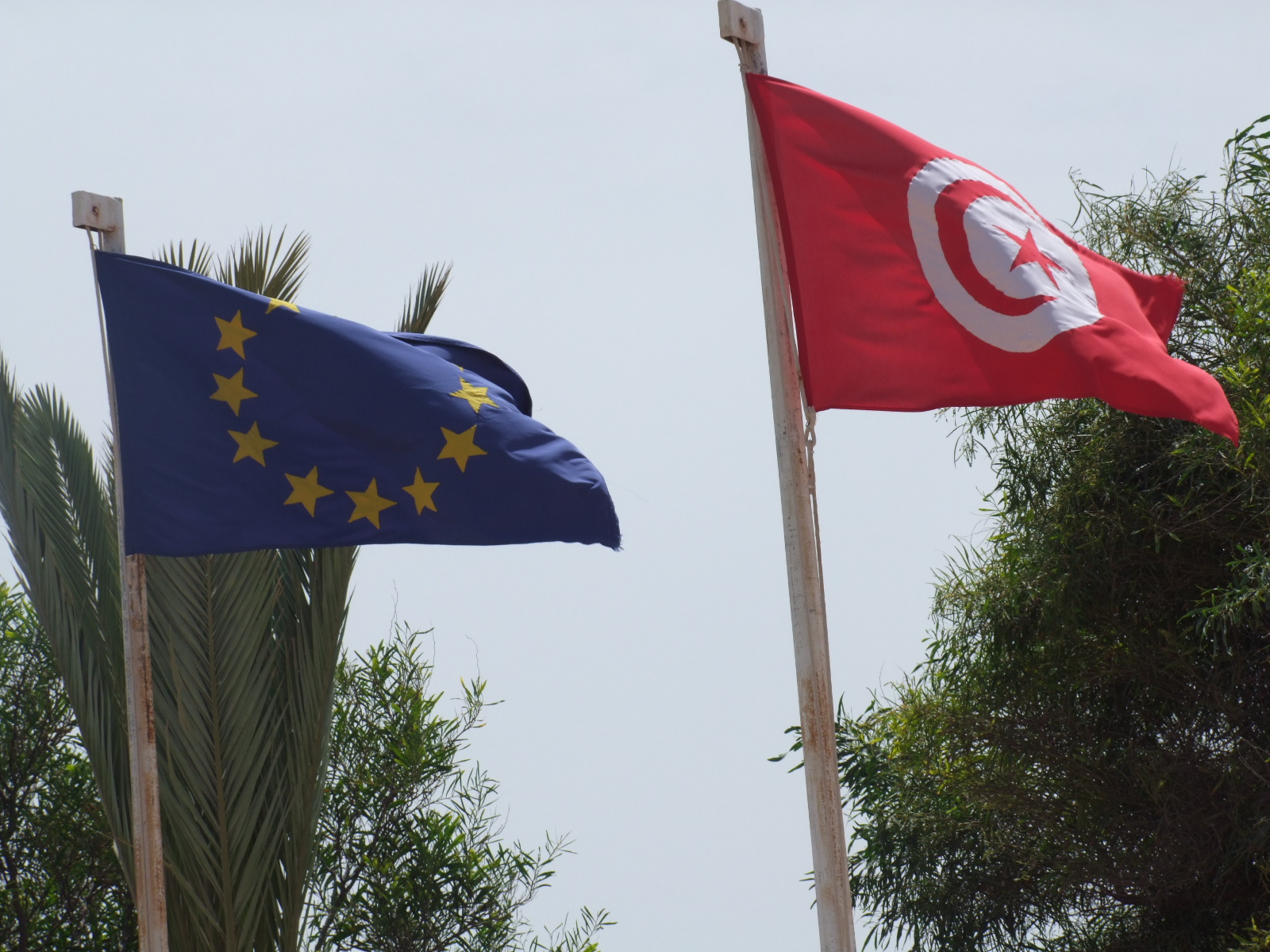 Europe et Tunisie
