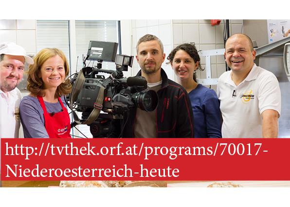Eisenstraßebrot ORF Link