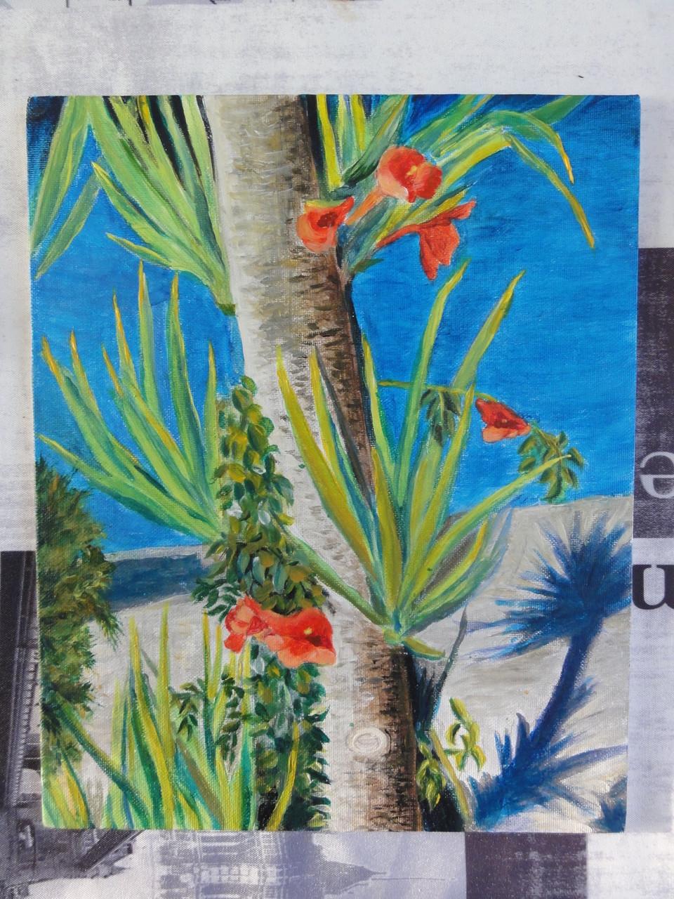 Fleurs grecques 2014