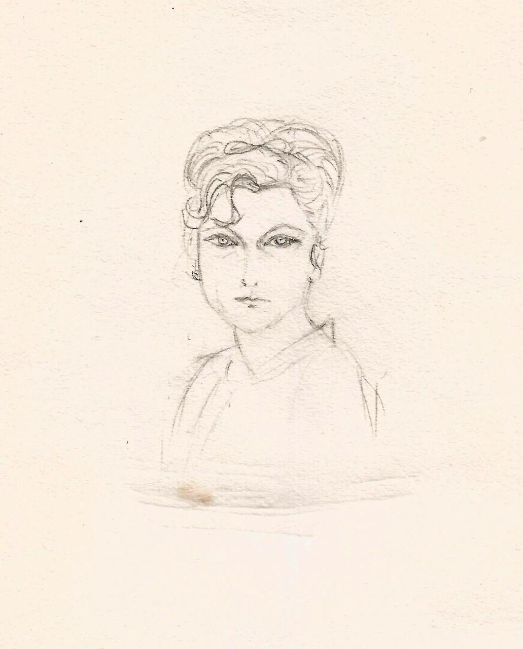 Autoportrait 1970