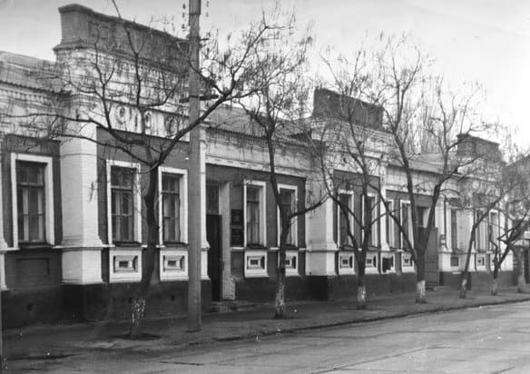 Споруда Мелітопольського музею