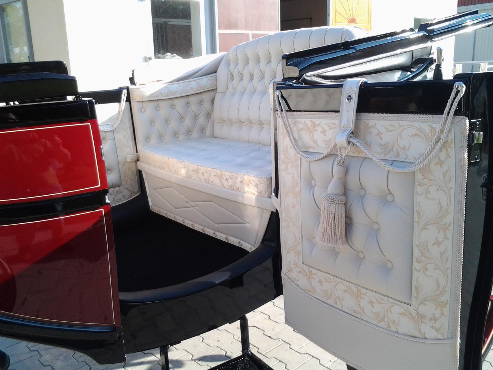 die elegante Sitzbank