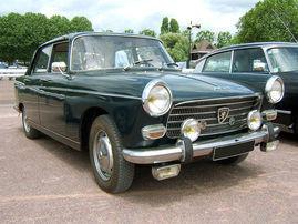 La Peugeot 404