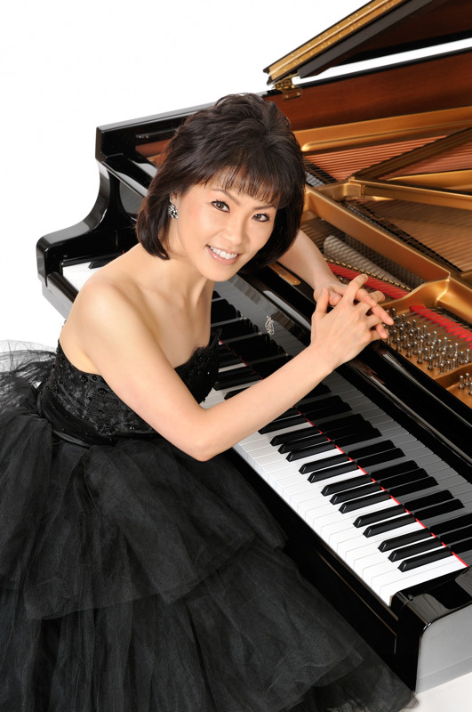 Photo of Noriko Ogawa, Masterclass guest at KIPC 2016