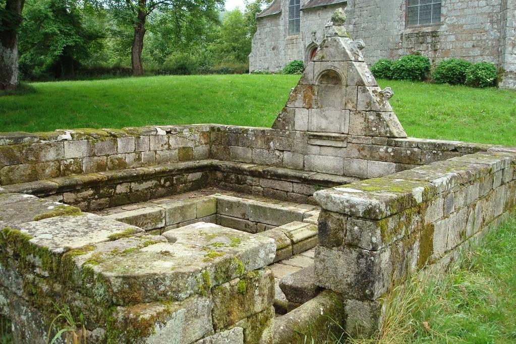 La fontaine de St Urlô