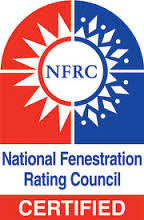 We sell NFRC certified products.