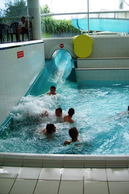 Eté Jeunes 2009, journée spéciale: VTT et Aquacentre