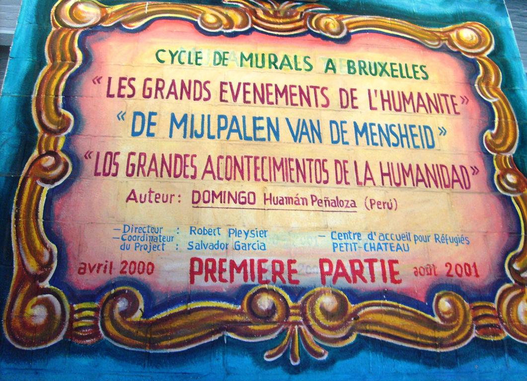 Petit Château Bruxelles