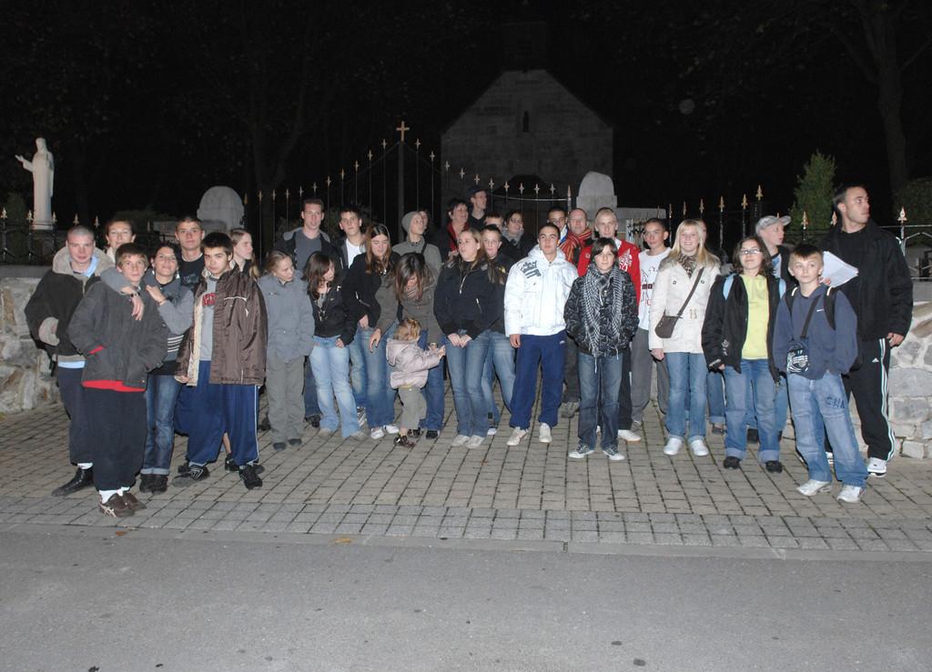 Auschwitz 2008