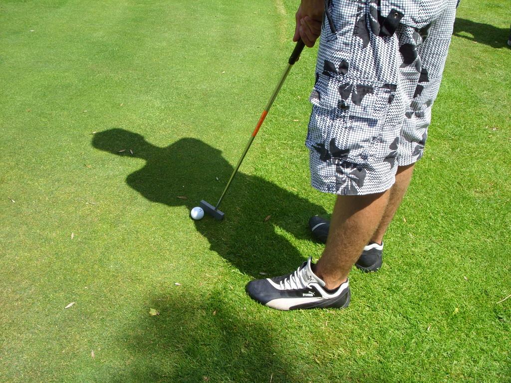 Eté Jeunes 2009, golf