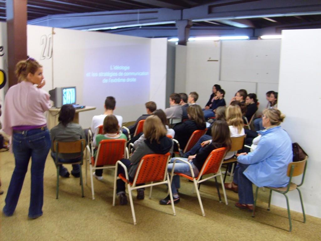 Week-end pour la démocratie 2008